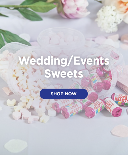 Wedding & Events Sweets