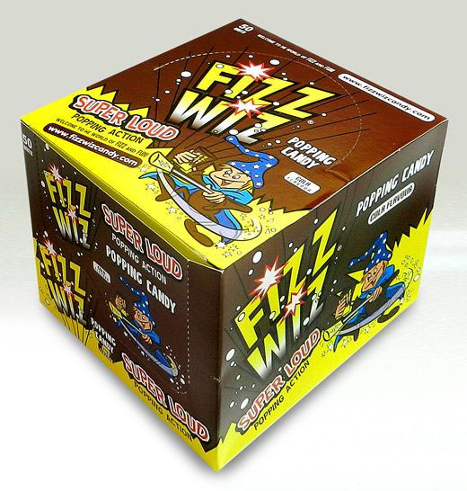 A68  POPPING CANDY COLA FIZZ WIZZ  x50