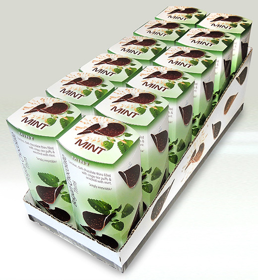 BC65 BELGIAN MINT CHOCOLATE THINS 80g
