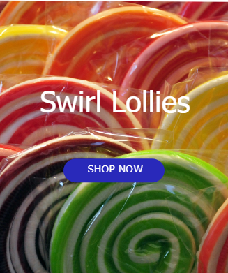 Swirl Lollies Sweets Promo