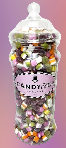 LV26 DOLLY MIXTURES LARGE VICTORIAN 1.6KG