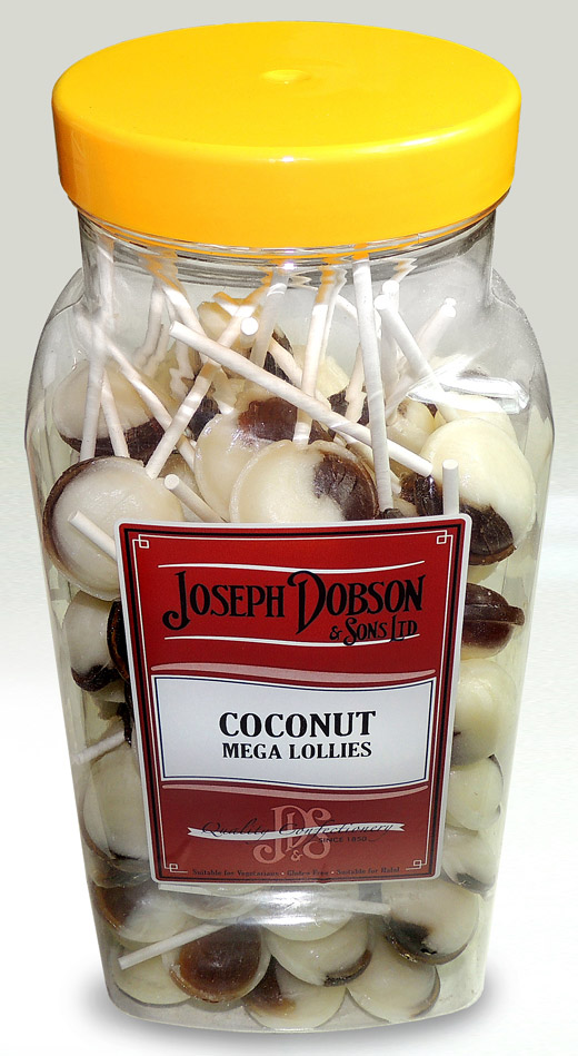 R102 DOBSONS COCONUT LOLLY 1X90