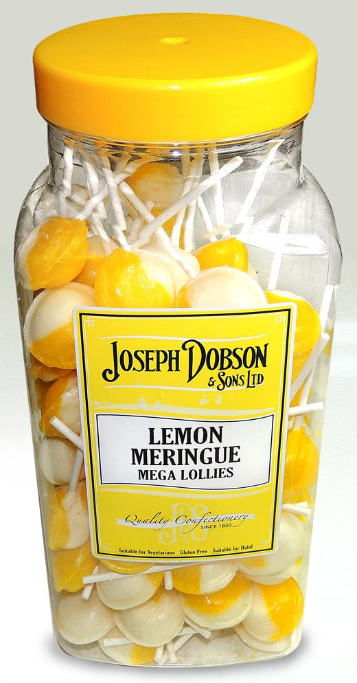 R99 DOBSONS LEMON MERINGUE LOLLY