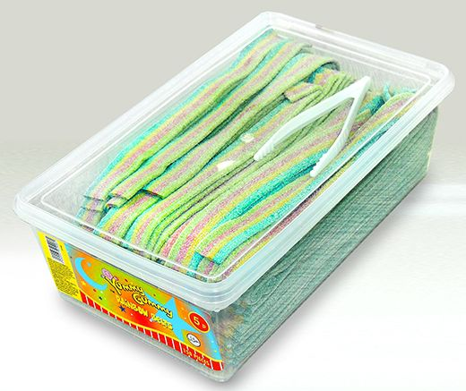 YUM44  RAINBOW BELTS x150