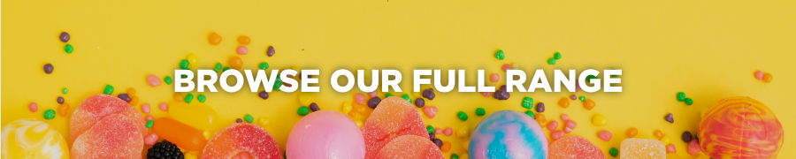 browse our range of wholesale sweets banner