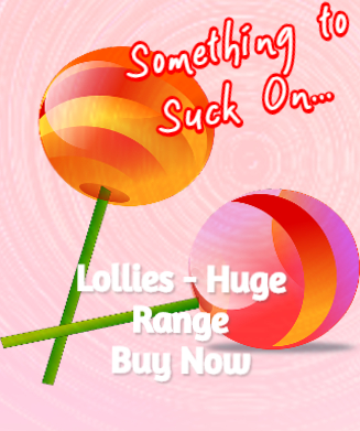 Lollies Sweets Promo